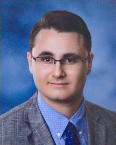 Social Media Manager Nicholas D. Lambros
