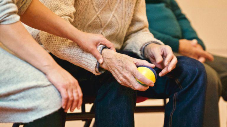 caregiver for family member