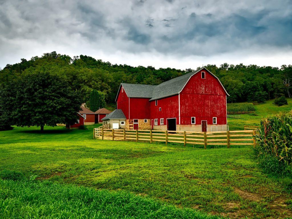 secure farm or ranch